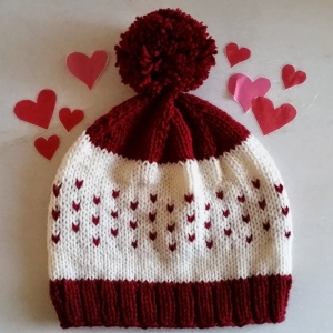 Be Mine Valentine's Hat