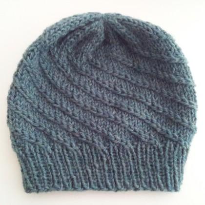 Sweetwater Knit Hat Pattern