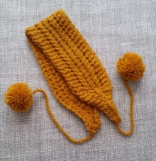 Marigold Headband Pattern