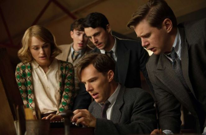 Imitation Game Cast